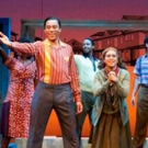 Photo Flash: MOTOWN Hits London! First Look at Lucy St. Louis, Cedric Neal & More Onstage
