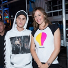 Photo Flash: Kristen Bell, Justin Bieber & More Featured on THINK IT UP Live TV Broadcast