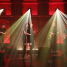 VIDEO: Aubrie Sellers Performs 'Sit Here and Cry' on LATE NIGHT