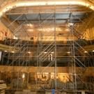 Sneak Peak of Hudson Theatre Restoration