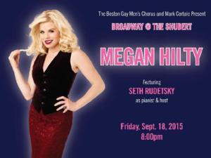 BWW Review: Megan Hilty a Smash at The Shubert