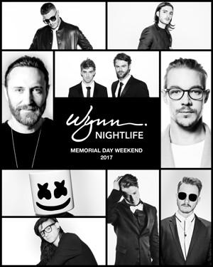 Wynn Nightlife Announces Memorial Day Weekend Lineup