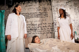 BWW Review: 4.48 PSYCHOSIS Haunts Carnegie Stage