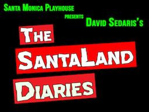 David Sedaris's THE SANTALAND DIARIES at Santa Monica Playhouse