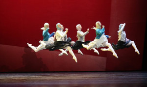 BWW Review: Mariinsky Ballet's Kicky LITTLE HUMPBACKED HORSE