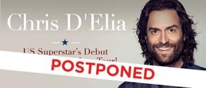 Chris D'Elia Australian Tour Postponed; Rescheduled Dates to Follow