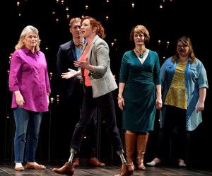 BWW Review: World Premiere of Homegrown FINISH LINE