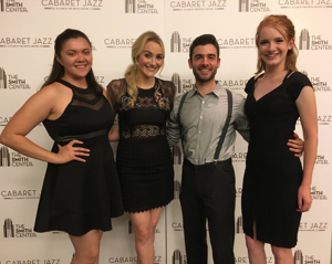 BWW BLOG: CABARET JAZZ SPRING 2017 - Good Things Always Come in Three's