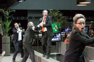 BWW Review: ROMAN TRAGEDIES, Barbican Theatre