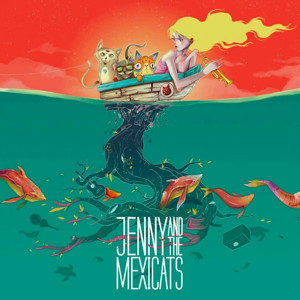 Jenny and The Mexicats Announce New Album 'Mar Abierto' Out Today