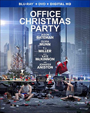 Jennifer Aniston Stars in OFFICE CHRISTMAS PARTY, Coming to Blu-ray Combo Pack 4/4