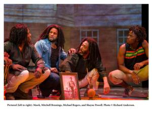 BWW Reviews: MARLEY at Center Stage - From Mozart to MARLEY...What a Season!!