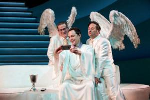 AN ACT OF GOD, Starring Jim Parsons, Concludes Limited Engagement Tonight on Broadway