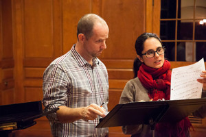 American Opera Projects Presents COMPOSERS & THE VOICE Beginning In Fall