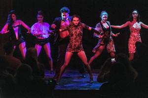 Ten-Foot Rat Cabaret Celebrates 3rd Anniversary at Under St. Marks 9/7