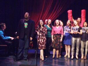 URBAN STAGES Announces 20 Shows & 100-Plus Broadway and Cabaret Stars for 12-Day WINTER RHYTHMS 2015, December, 2-13