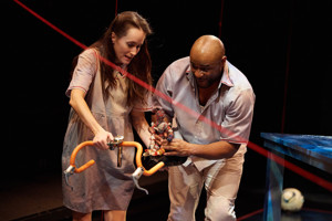 BWW Review: Upstream Theater's Extraordinarily Imaginative Production of THE YEAR OF THE BICYCLE