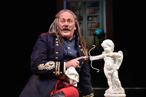 BWW Review: Finding Laughs at LOVE'S LABOUR'S LOST at Orlando Shakes