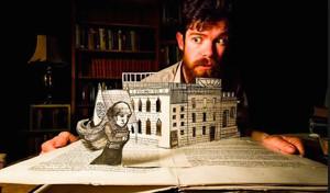 EDINBURGH 2016 - BWW Review: THE BOOKBINDER, Pleasance Courtyard, 12 August