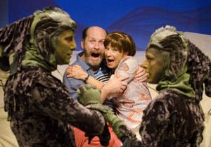BWW Review: See  SEACAPE at 2ND STORY THEATRE