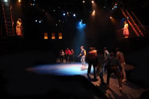 BWW Reviews: WEST SIDE STORY Delivers Something Good at Music Circus