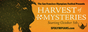 Announcing the 2016 San Francisco Olympians Festival