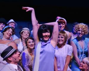 BWW Review: THOROUGHLY MODERN MILLIE Another Phenomenal Production by The Barn Players