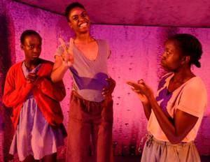 BWW Review: GIRLS, Soho Theatre, 1 October 2016