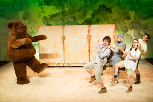 Bear Hunting and Mask-Making this May Half-Term at Belgrade Theatre