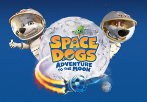 Official Trailer - SPACE DOGS: ADVENTURE TO THE MOON