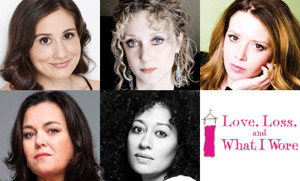Rosie O'Donnell, Carol Kane And More Star In Nora & Delia Ephron's LOVE, LOSS AND WHAT I WORE For One-Night-Only