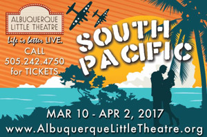 SOUTH PACIFIC Comes to Alt Stage, 3/10