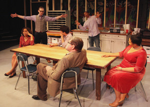 BWW Review: N.E. Premiere of Ike Holter's EXIT STRATEGY: This is Not a Drill