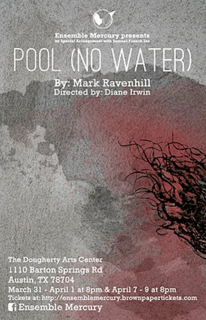 Ensemble Mercury to Present POOL (NO WATER) at Dougherty Arts Center