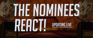 2017 Tony Awards - The Nominees React - UPDATING LIVE!