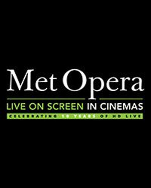 Image result for Metropolitan Opera Live on screen warner theatre