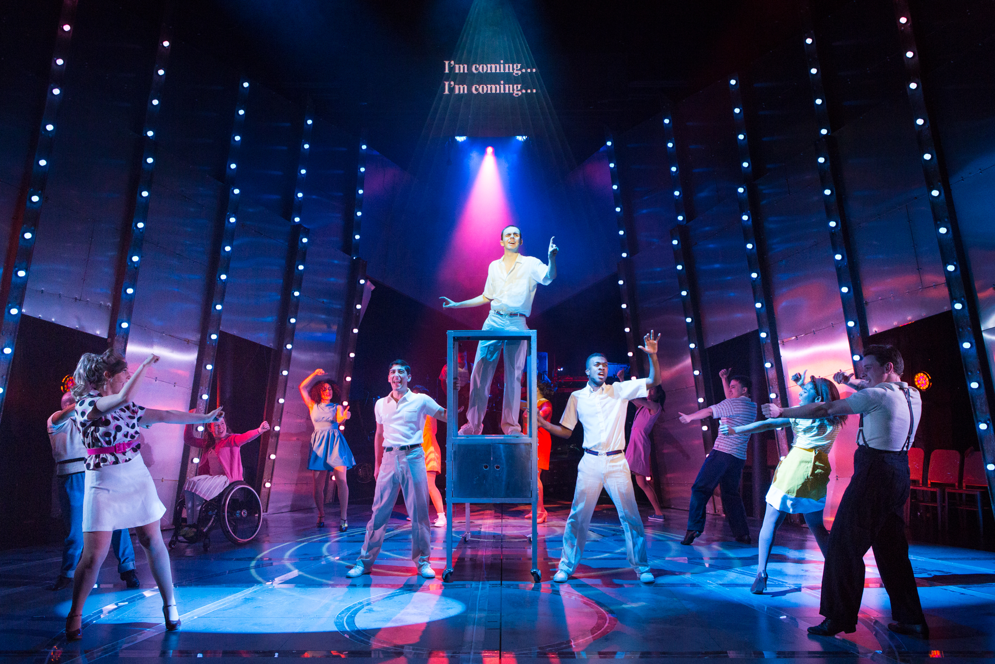 BWW Review: TOMMY, Theatre Royal Stratford East