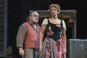 BWW Review: New York City Opera's PAG Ditches CAV for Rachmaninoff's ALEKO