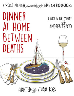 Black Comedy DINNER AT HOME BETWEEN DEATHS to Play Odyssey Theatre This Spring