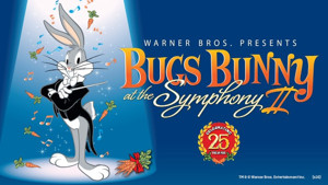 BWW Review: BUGS BUNNY AT THE SYMPHONY II Delights Audiences Of All Ages by Synchronising Live Orchestral Music And Classic Cartoons
