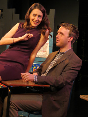 BWW Review:  MAD LOVE at NJ Rep-A Very Entertaining Modern Comedy