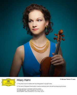 BWW Interview: Hilary Hahn Will Thrill Seattle Audiences in Solo Recital
