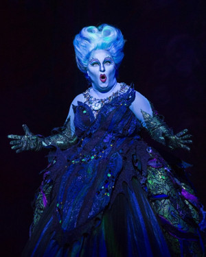 Jennifer Allen and Steven Blanchard Featured in Disney's THE LITTLE MERMAID, Starting Tonight in Seattle