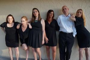 Carrollwood Players Theatre Announces FIVE WOMEN WEARING THE SAME DRESS