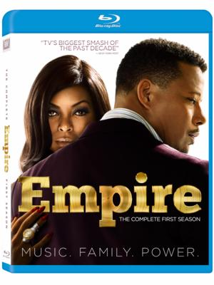 Hit Series EMPIRE Arrives about Blu-ray along with DVD Today