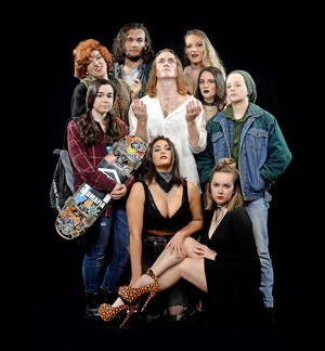 Tim Rice's and Andrew Lloyd Webber's JESUS CHRIST SUPERSTAR Is Re-Imagined at Sacred Heart University in Fairfield