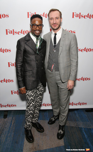 Billy Porter of KINKY BOOTS Fame Marries Partner Adam Smith