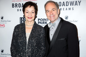 Amas Musical Theatre to Honor Lynn Ahrens & Stephen Flaherty with The Rosie Award
