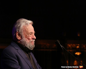 Legendary Composer Stephen Sondheim Will Be Honored at PEN America's Literary Gala