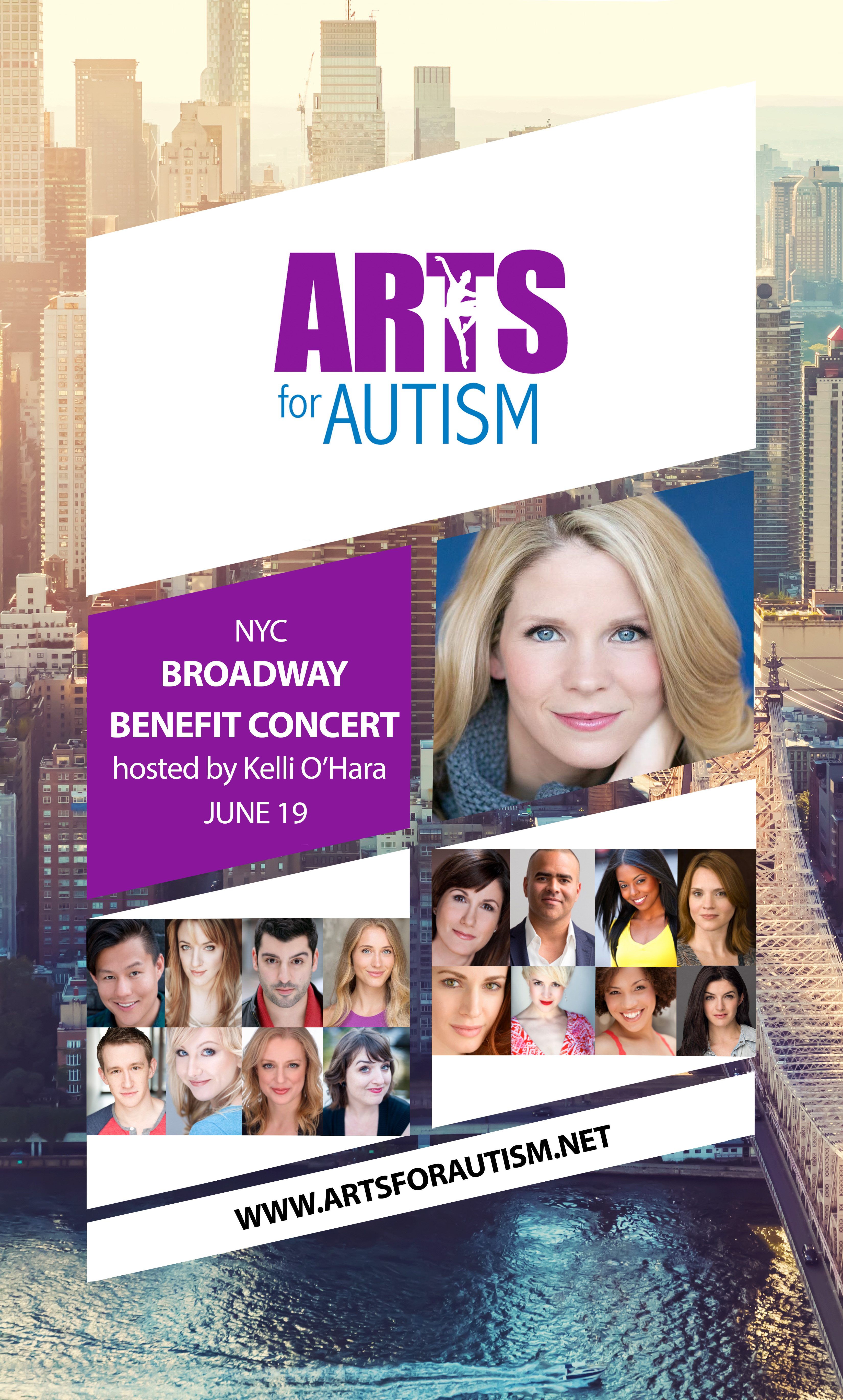 150 Young Artists Join All-Star Broadway Cast In ARTS FOR AUTISM Benefit Concert